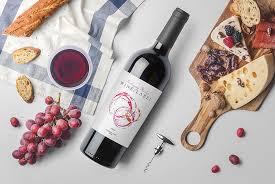 Κρασί με το λογότυπο σας στην ετικέτα